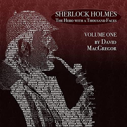 Sherlock Holmes: The Hero with a Thousand Faces, Volume 1 cover art