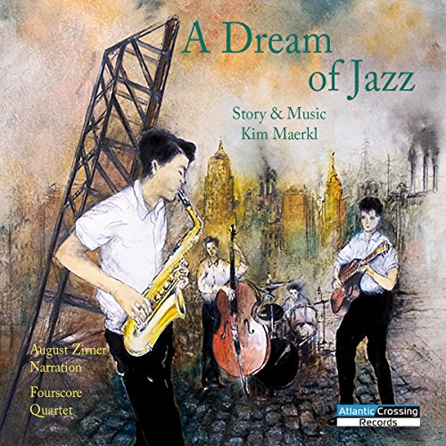 Couverture de A Dream of Jazz