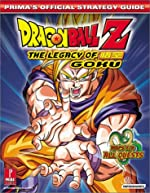 Dragonball Z Legacy of Goku - Prima's Official Strategy Guide d'Elizabeth M. Hollinger