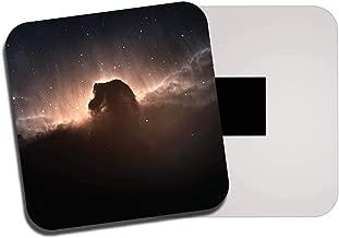 DestinationVinyl Horse Head Nebula Fridge Magnet - Space Stars Galaxy Orion NASA 8720