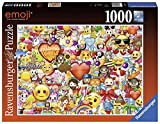 Ravensburger-4005556197729 Puzzles 1000 piezas, Emoji, Multicolor (19772) , color/modelo surtido