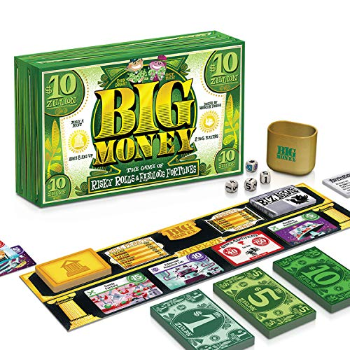 Wonder Forge Big Money Game for Families & Kids 8 & Up - Perfect for Groups & Game Nights