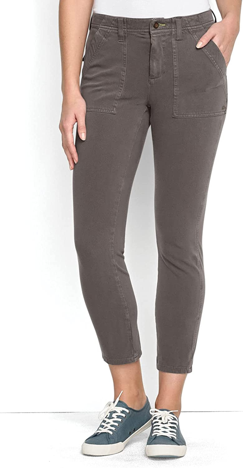Orvis In stock Women's Max 67% OFF Four-Way Utility Pants Stretch