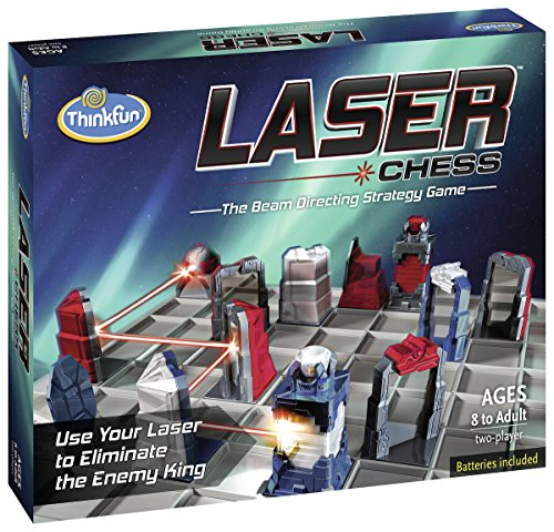 Ravensburger- Laser Chess THINKFUN, (76350)