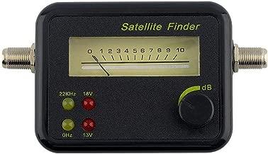 Peppydaci SF9504 Digital Satfinder Automatic Sat Finder Receptor TV Satellite Receiver Decoder Satlink Portable Satellite Finder