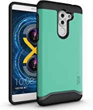 TUDIA Honor 6X Case, Slim-Fit Heavy Duty [Merge] Extreme Protection/Rugged but Slim Dual Layer Case for Huawei Honor 6X (M...