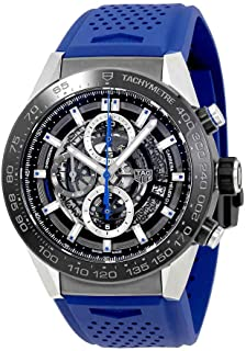 Tag Heuer Carrera Chronograph Automatic Mens Watch CAR2A1T.FT6052