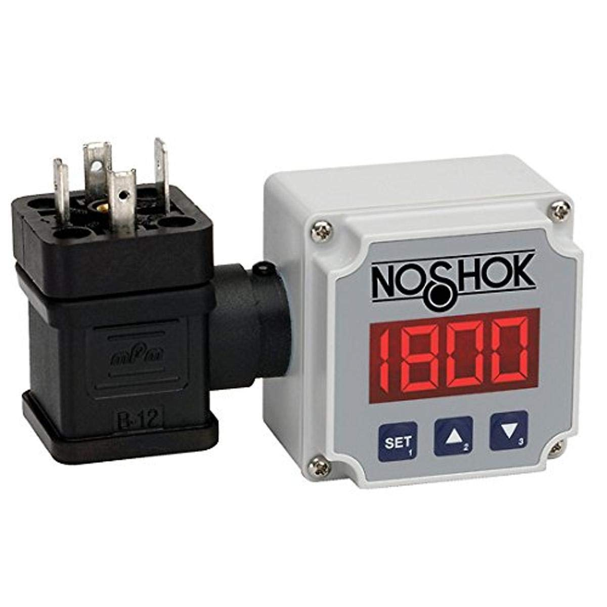 NOSHOK Our shop OFFers the best service Ranking TOP16 1800 Attachable Loop-Powered Digital Indicator