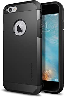 Spigen Tough Armor Designed for Apple iPhone 6S Case (2015) - Black