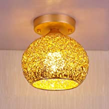 Durable Ceiling Lights Modern LED Round Ceiling Lamp, Aluminum Creative Chandelier, Corridor Aisle Balcony Decorative Ligh...