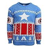 Captain America Weihnachtspullover Marvel