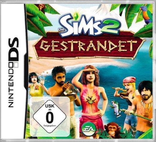 DS - Sims 2: Gestrandet, 1St.
