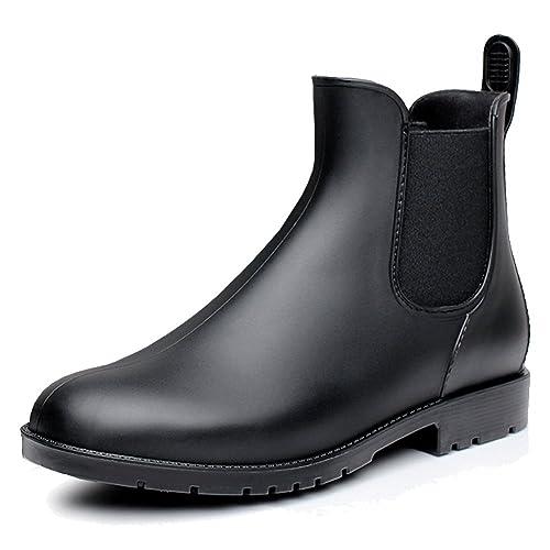 c4d66ce440d Short Black Booties: Amazon.com