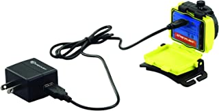 Streamlight 61602 Double Clutch USB Rechargeable Headlamp 120V Yellow