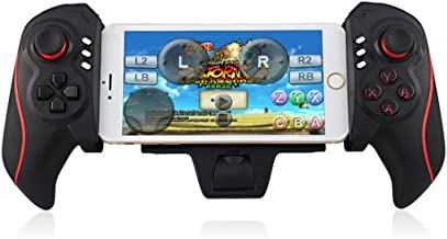 Mobile Game Controller, PYRUS Telescopic Wireless Game Controllers for iPhone iPad Android Phone