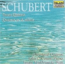 Schubert: Trout Quintet, Quartet in A Minor