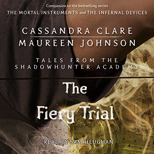 The Fiery Trial cover art