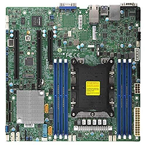 Supermicro X11SPM-F Server/Workstation Mainboard LGA 3647 (Socket P) Micro ATX Intel® C621