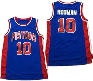 NBA Philadelphia 76Ers # 3 Allen Iverson Retro Jerseys del Baloncesto Fresco Y Transpirable De Tela Unisex Camiseta Sin Mangas,Azul,S:170cm//50~65kg CCKWX Hombres Jerseys
