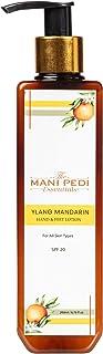 The Mani Pedi Essentials Ylang Mandarin Hand & Feet Lotion, - 200 ml