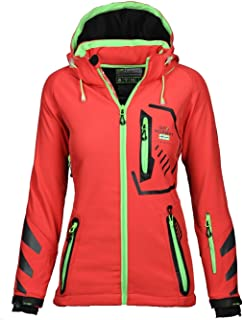 Gilet Donna Geographical Norway Uniflore Lady