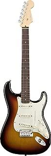 Fender American Deluxe Stratocaster, Rosewood Fretboard, 3-Color Sunburst (Renewed)