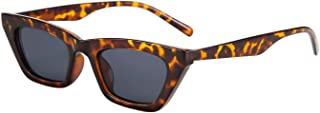 Karsaer cat eyes narrow retro sunglasses UV protection ladies B7007