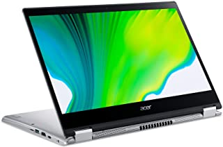 """Acer Spin 3 14"""" Laptop - 10th Gen Intel Core i5-1035G1 14"""" Widescreen IPS LED-Backlit FHD (1920 x 1080) Display 8 GB RAM 2..."""