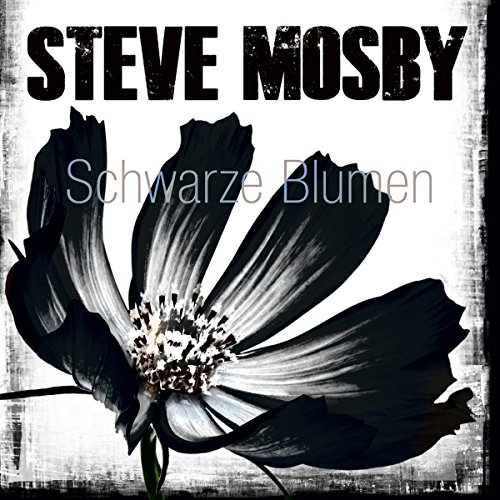 Schwarze Blumen audiobook cover art