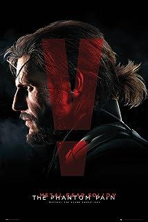 GB Eye LTD, Metal Gear Solid V, Cover, Maxi Poster, 61 x 91,5 cm