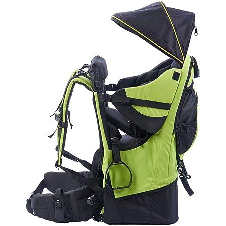 2 枚ベビー背負子 キッドコンフォート幼児用 ハイキング エア レインカバー 直立型 軽量