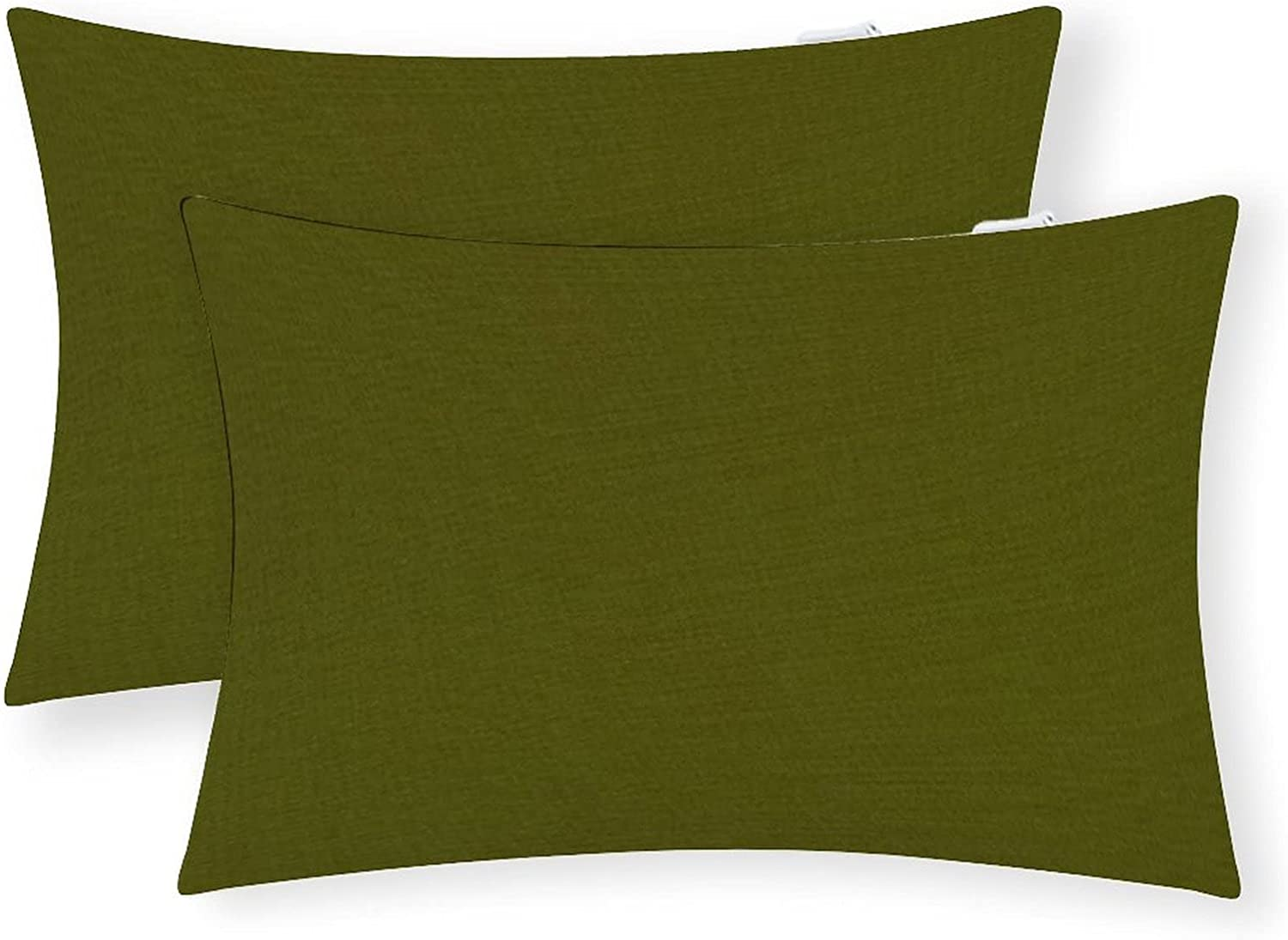 ArogGeld Pack of 2 Waterproof Outdoor OFFicial shop Pillow Throw Color Cover Max 75% OFF o