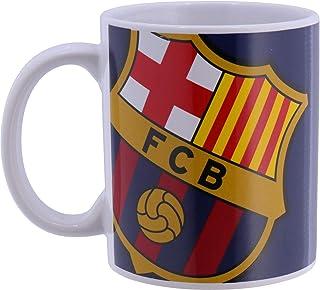 FCB FC Barcelona - Taza con escudo