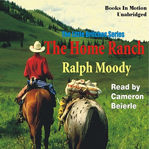 The Home Ranch audiobook cover art