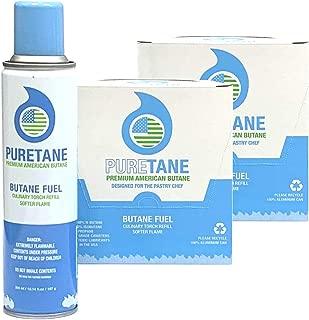 Puretane N-Butane Food-Grade Refined 11X Filtered Butane Gas
