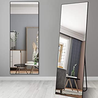 Full-Length Mirror Floor Mirror Girl Bedroom Home Dressing Mirror Clothing Store Student Dormitory Dressing Mirror