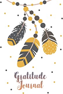 Gratitude Journal: ~ Daily Gratitude Journal To Cultivate Positive Attitude And Thinking (Boho Cover v4)