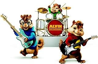 NeuHorris 011 Alvin and The Chipmunks 3D 34x24 inch Silk Poster Aka Wallpaper Wall Decor