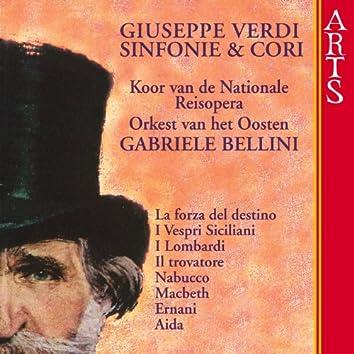Verdi: Sinfonie & Cori