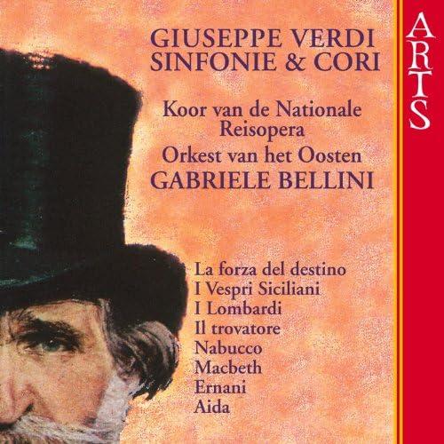Koor Van De Nationale Reisopera, Orchestra Of Eastern Netherlands & Gabriele Bellini