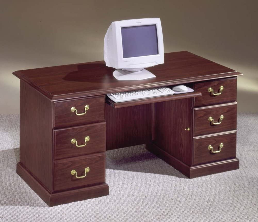 DMI746221 - Dmi Andover Today's only Credenza Kneespace Fort Worth Mall Collection