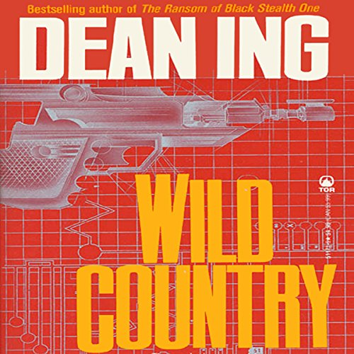 Wild Country audiobook cover art