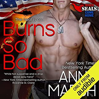 Burns So Bad                   By:                                                                                                                                 Anne Marsh                               Narrated by:                                                                                                                                 Noah Michael Levine                      Length: 7 hrs and 21 mins     80 ratings     Overall 4.2