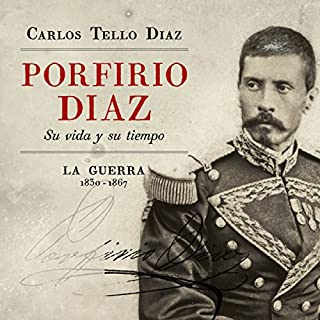 Porfirio Diaz [Spanish Edition] audiobook cover art