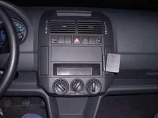 Brodit 854280 Support de fixation pour Toyota Avensis 09-10 Noir