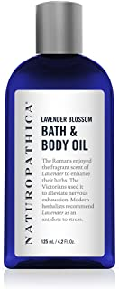 Naturopathica Lavender Blossom Bath & Body Oil, 4.2 oz.