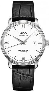 MIDO - Reloj Analógico para Hombre de Cuarzo con Correa en Cuero M0274081601800