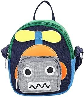 Sac A Dos Enfant School Bags Backpack for Boy Backpack for Girls Cartable Scolaire Fille School Bag Kids Backpack Zhaozb (Color : Black)