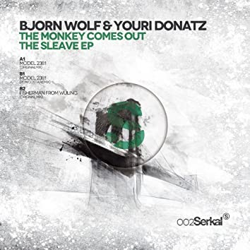The Monkey Comes Out The Sleave EP