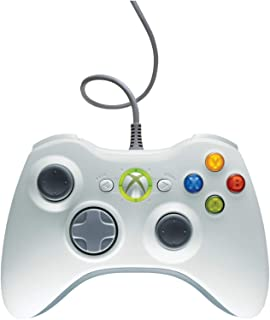 Microsoft Xbox 360 Wired Controller - White